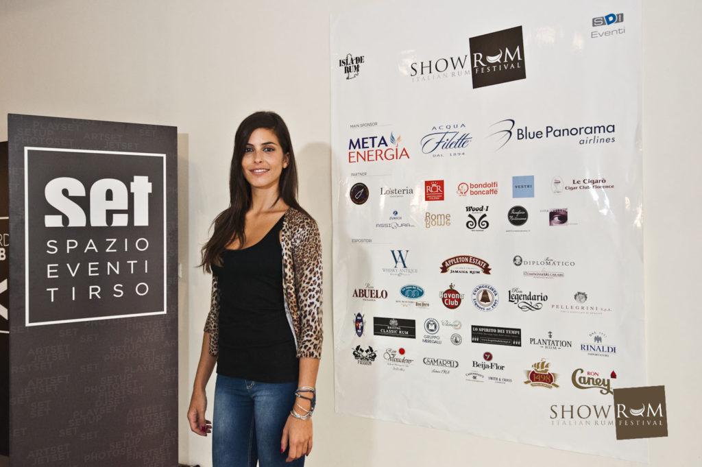 Chiara Gensini a ShowRUM 2