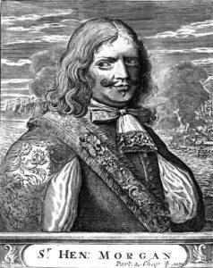 Sir Henry Morgan pirate