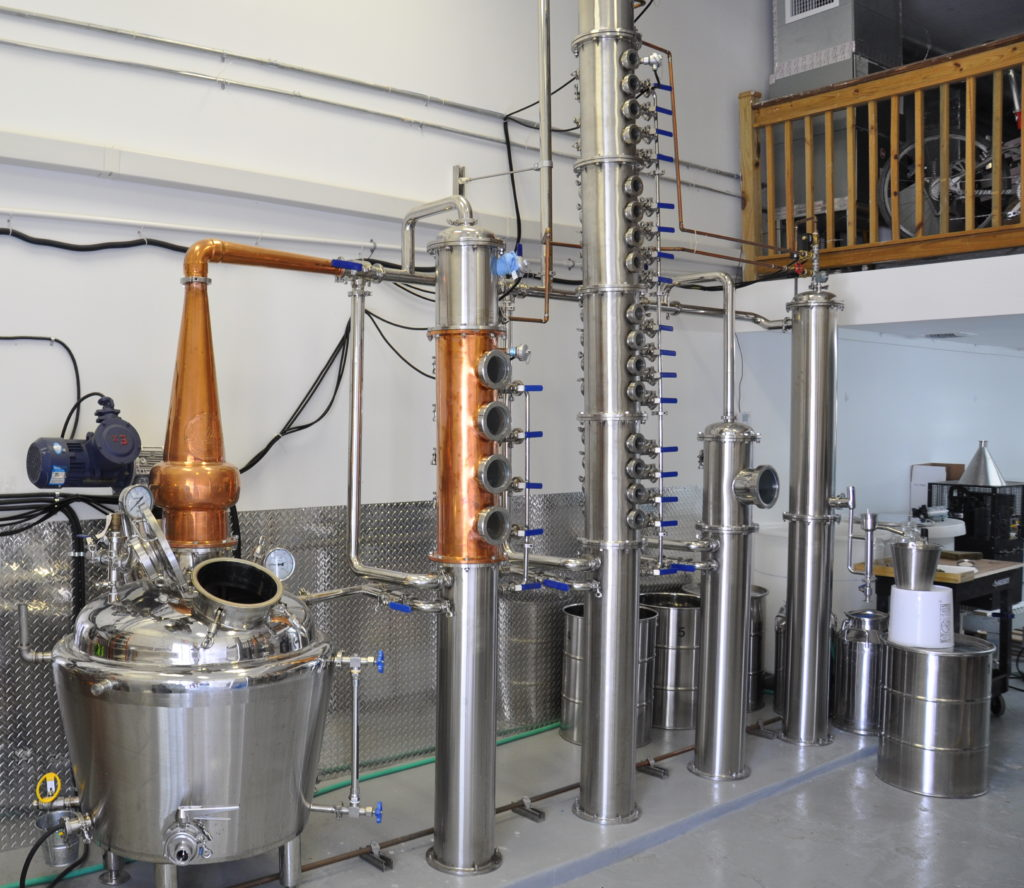 Key West Distilling Still