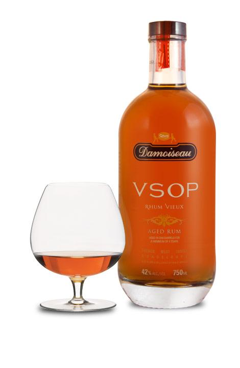 Damoiseau VSOP Tasting