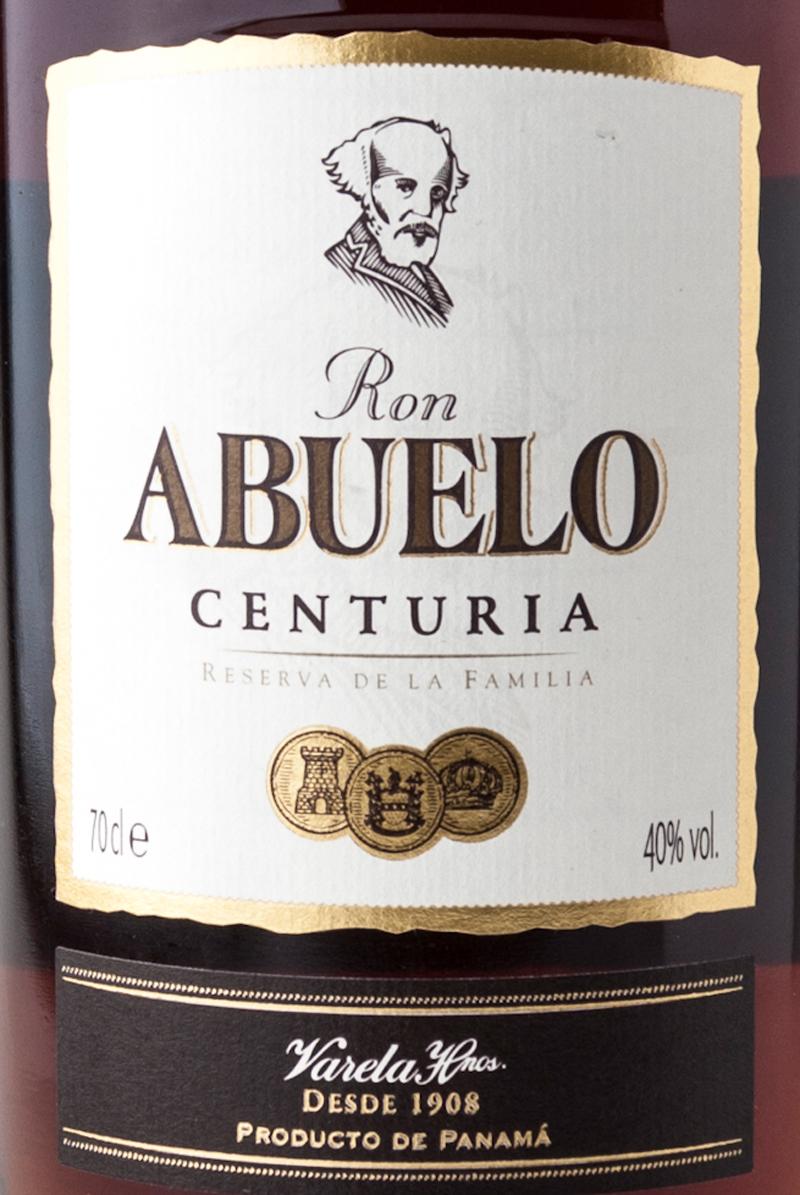 Rum_abuelo_centuria_etichetta