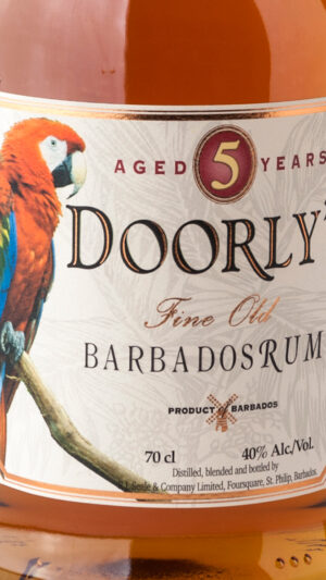 Doorly's 5 Barbados Rum