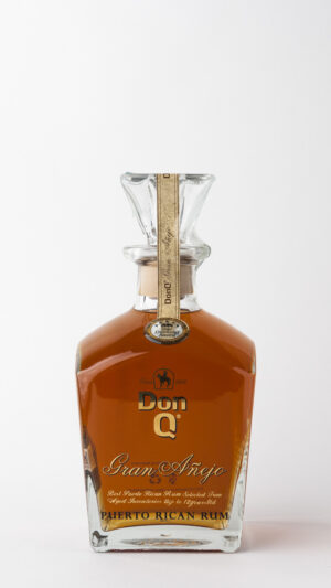 Rum DonQ Gran Anejo Portorico