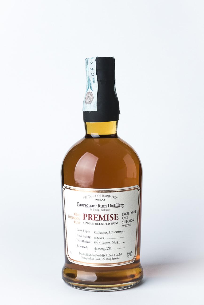 Foursquare Premise - 10y Fine Barbados Rum