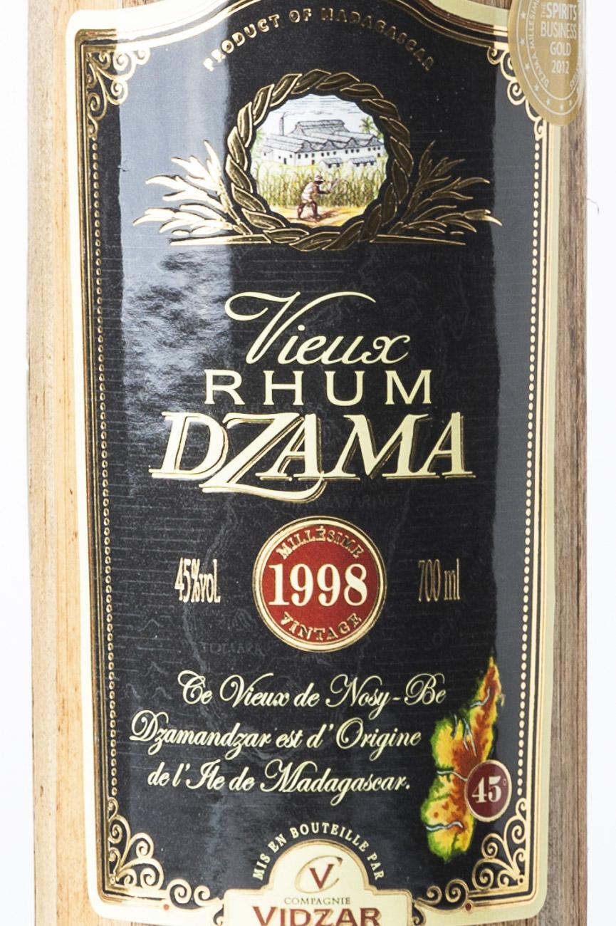 isla_de_rum_dzama_vieux_mill_1998_etichetta_web