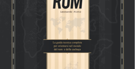 Il mondo del rum, Leonardo Pinto, libro