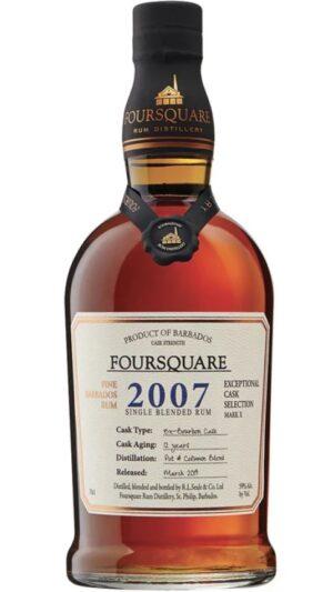 Foursquare Rum 2007 Barbados