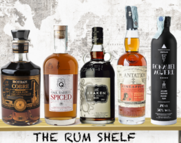 Spiced and flavoured rum consigli