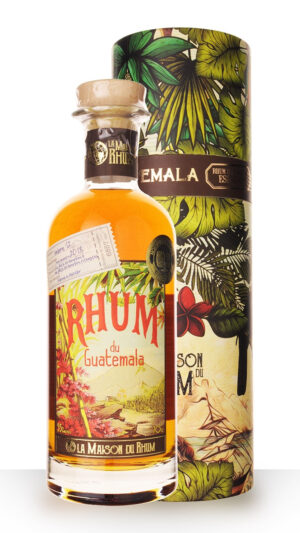 La Maison du Rhum - Rhum du Guatemala Solera 12