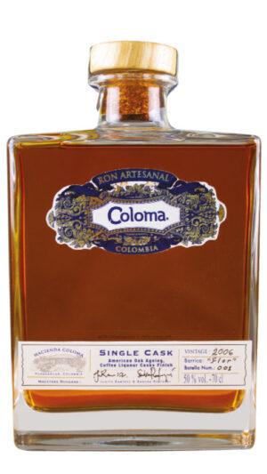 Coloma Ron 2006 Single Cask