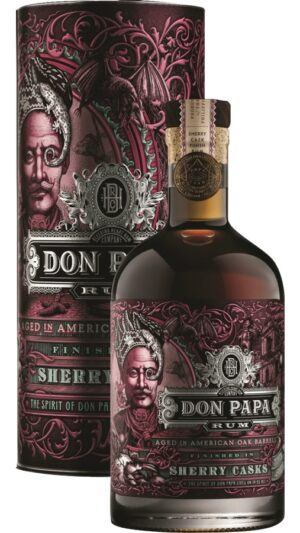 Don Papa Rum Sherry Cask Finish