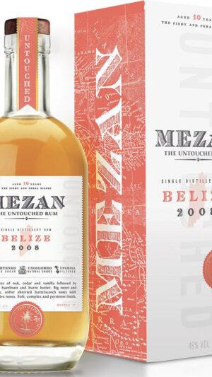 mezan belize rum 2008 10y