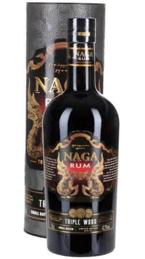 Naga Rum Triple Wood Batavia Arrak Indonesia
