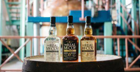 Brand Corner: The Real McCoy Rum, Barbados. La gamma.