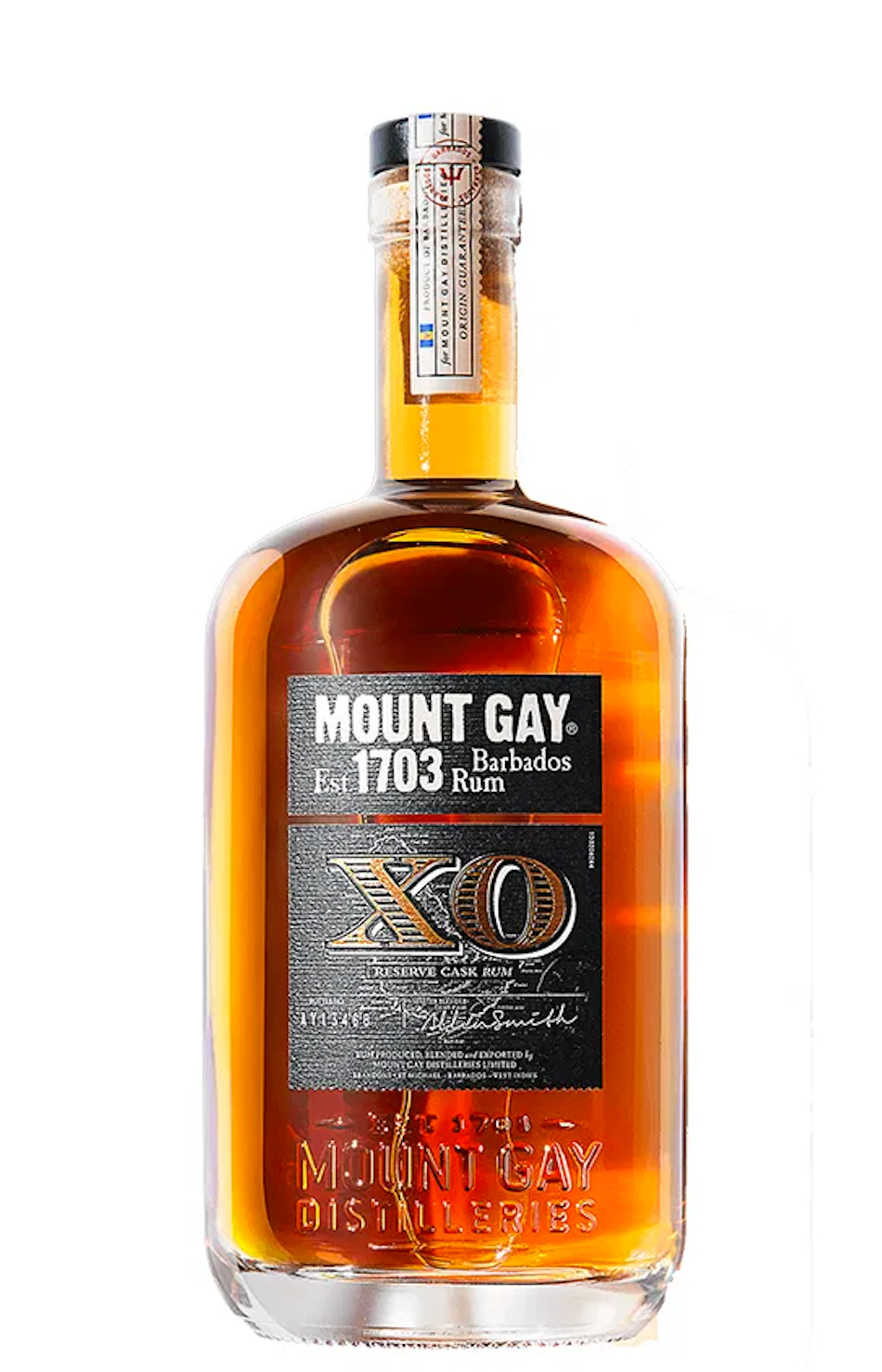 Mount Gay XO Barbados Rum